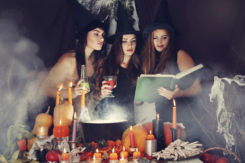 Halloween in Boston and Salem