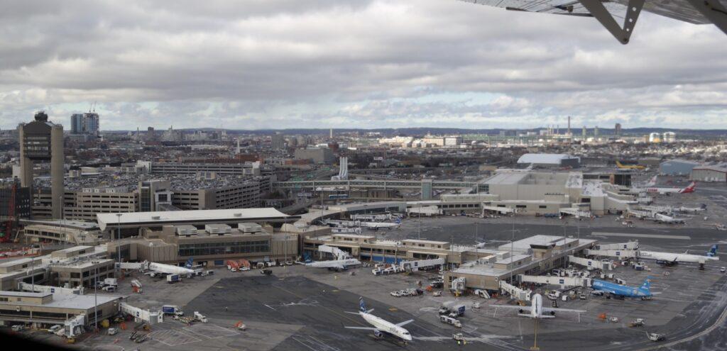 private jet airports boston ma